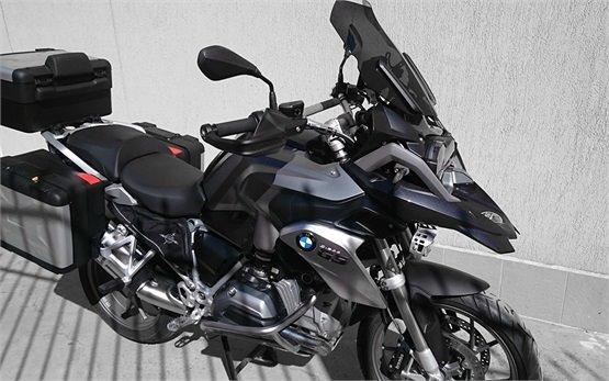 BMW R 1200 GS - rent a motorbike in Sofia