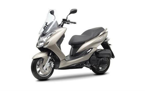 Yamaha Majesty 125cc - scooter rental in Malaga