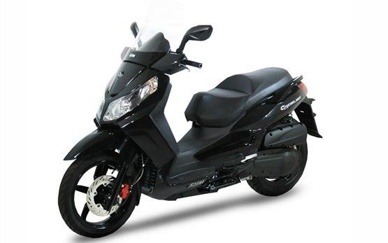 SYM Citycom 300i - scooter rental Karpathos