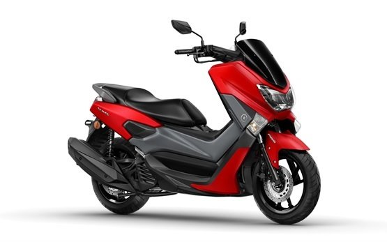 Yamaha N-Max 125 - scooter rental Crete - Heraklion
