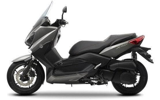 Yamaha X-Max 300 - scooter rental Heraklion Airport