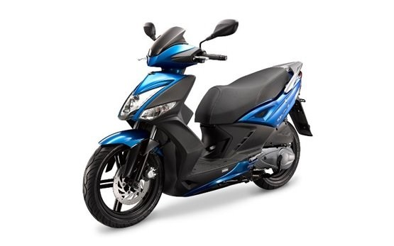 Kymco Agility 125cc - scooter rental Alghero