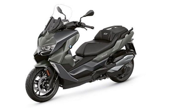 BMW C 400 GT - scooter rental in Rome