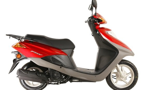 2014 Honda Fizy 125 - scooter rental Bodrum